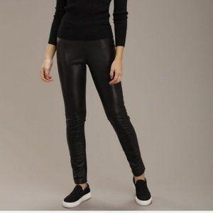 NWT Olsen Dana Faux Leather Slim Fit Push Up Pants